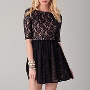 Rachel Zoe Amanda Lace Dress *No Belt*